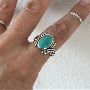 Jewelry - Sterling Silver Double Twist Ring